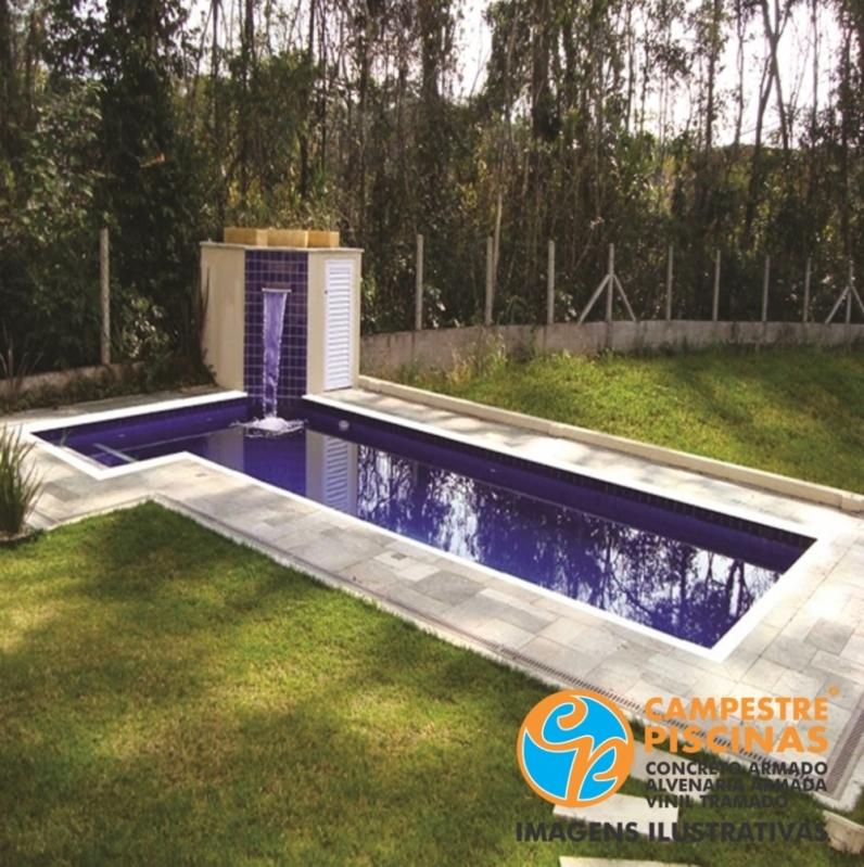 Piscina de Alvenaria no Terraço Preço Parque São Domingos - Piscina de Alvenaria Estrutural