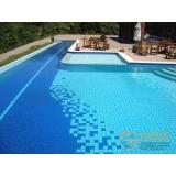 acabamento borda piscina de vinil orçamento Aeroporto