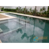 acabamento de área de piscina Rio Pequeno