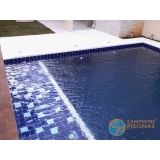 acabamento de piscina com deck valor Brooklin