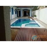 acabamento de piscina de alvenaria Embu