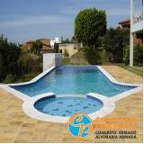 acabamento de piscina de vinil em academia preço São José do Rio Preto