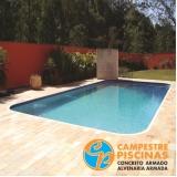 acabamento de piscina de vinil Jardim Guedala