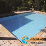 acabamento para área de piscina preço Brooklin