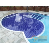 acabamento para borda de piscina de vinil Vila Clementino