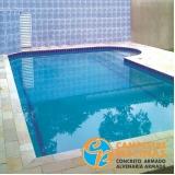 acabamento para borda de piscinas Amparo