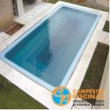 acabamento para piscina redonda Água Branca