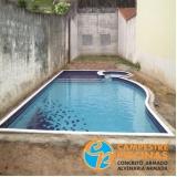 acabamento para piscinas de alvenaria preço Boituva