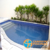 acabamento para piscinas pequenas preço Tapiraí
