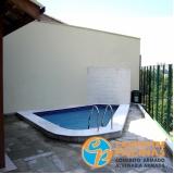acabamento para piscinas pequenas Angatuba