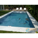 acabamento piscina de vinil orçamento Casa Verde