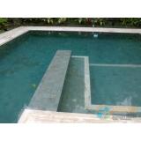 acabamento piscina de vinil valor Pedreira