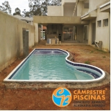 acabamentos para piscinas de alvenaria Vila Gustavo