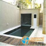 aquecedor de piscina a gás para academia preço Jardim Orly