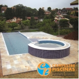 aquecedor elétrico piscina 30 mil litros preço Embu das Artes