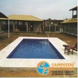 cascata de piscina alvenaria preço Campo Limpo