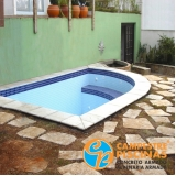 cascata de piscina de pedra preço Barra Bonita