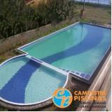 cascata de piscina na parede preço Conjunto Residencial Butantã