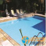 cascata para piscina de alvenaria Lençóis Paulista