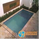 cascata piscina alumínio preço Jardim Ângela