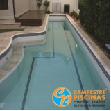 cascatas de piscina com led Tremembé