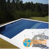 comprar cascata de piscina na parede valor Vila Mazzei