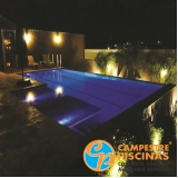 comprar cascata para piscina de alvenaria valor Itaim Bibi