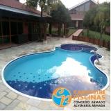 comprar cascata de piscina de fibra