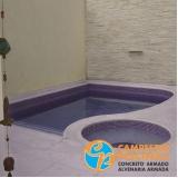 comprar iluminação para área de piscina Itaim Bibi