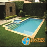 comprar iluminação para piscina de alvenaria melhor preço Jardim São Paulo