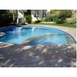 comprar iluminação para piscina de vinil melhor preço Jardim Helian