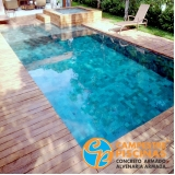 comprar iluminação para piscina externa valor Santana de Parnaíba
