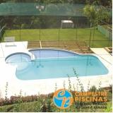 comprar piscina de concreto para clube Jacareí