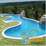 comprar piscina de concreto para natação São Vicente