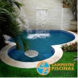 comprar piscina de concreto para sítio Araraquara