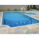 comprar piscina de fibra 1000 litros Freguesia do Ó