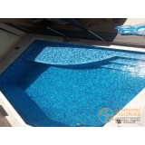 comprar piscina de fibra com spa para hotel Jardim Helian