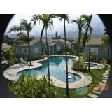comprar piscina de fibra com spa Santana de Parnaíba
