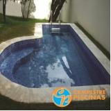 comprar piscina de vinil para academia valor São José do Rio Preto