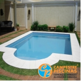 comprar piscina de vinil para chácaras Praia Grande