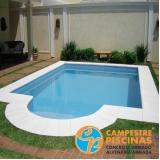 comprar piscina de vinil para chácaras Butantã