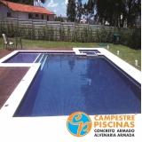 comprar piscina de concreto com sauna