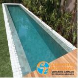 comprar piscina de concreto para natação