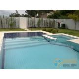 comprar piscina de fibra irregular