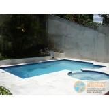 comprar piscina de fibra para condomínio
