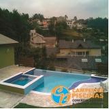 comprar piso para piscina de alvenaria Sacomã
