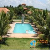 construção de piscina de fibra para laje Porangaba