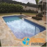 construção de piscina suspensa valor Carapicuíba
