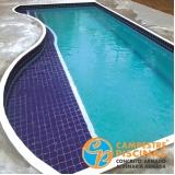 contratar manutenção de piscina de fibra de vidro Jardim Guedala