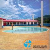 contratar reforma de piscina de alvenaria Porangaba